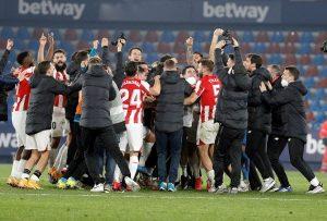 #CopaDelRey | Berenguer mete al Athletic en la final