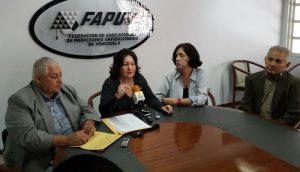 FAPUVinsta a las universidades a no aceptar pago de sueldos a través del sistema Patria