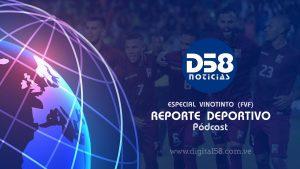 Reporte Deportivo —Especial Vinotinto— 02.03.21 (Pódcast)