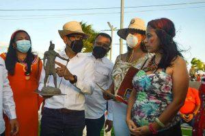 Alcaldía de Maracaibo renombró la plaza Américo Vespucio por Gran Cacique Nigale