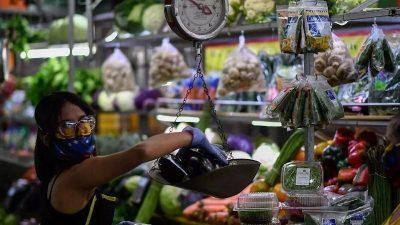 Venezolanos necesitan 162 salarios mínimos para cubrir la canasta básica