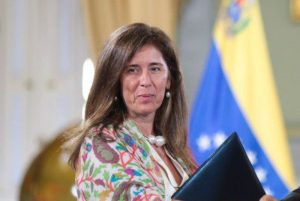 Embajadora de la UE agradeció el cariño de los venezolanos antes de abandonar el país