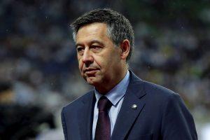 Detienen a Josep Maria Bartomeu ex presidente del FC Barcelona y a otros directivos