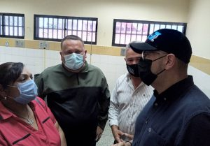 Importante rehabilitación del Hospital I Concepción de La Cañada de Urdaneta