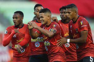#Libertadores | Caracas acepta el regalo y se cita con el Junior en la segunda fase