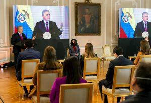 #Colombia | Más de 1,7 millones de venezolanos se pueden acoger a estatuto de migrantes