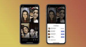 Ahora Instagram permite hasta cuatro personas a la vez en directo