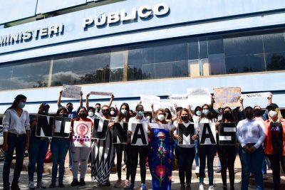 Desiree Barboza: «En Venezuela no hay instituciones que garanticen los derechos de las mujeres»