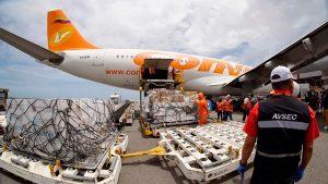 Venezuela recibe segundo lote con 100.000 dosis de la vacuna rusa Sputnik V