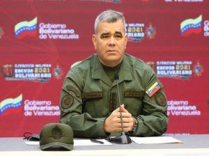 Padrino López responsabilizó a Estados Unidos de los hechos violentos que intentan provocar en el país