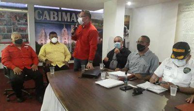 Bloque Parlamentario Zuliano desplegó en Cabimas consulta pública de la Ley de Ciudades Comunales