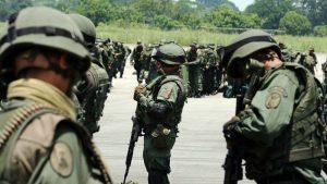 FANB reporta nueve guerrilleros «neutralizados» y más de treinta detenidos durante enfrentamientos en Apure