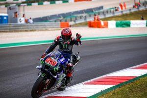 #MotoGP | Quartararo y Yamaha se consolidan, Márquez se emociona