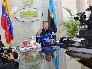 Omar Prieto ordena a intendentes y alcaldes hacer cumplir la medida dictada por el Presidente Maduro que prohíbe desalojos forzados