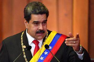 Maduro acepta diálogo político con sede en México si se cumplen tres condiciones previas