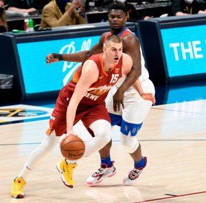 Tres contendientes por el MVP de la NBA