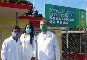 #Maracaibo | Rehabilitan el ambulatorio de Santa Rosa de Agua