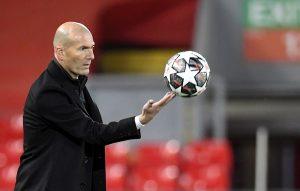 La semana de Zinedine Zidane