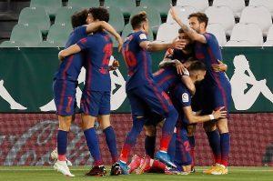 #LaLiga | El Atlético aguanta el liderato