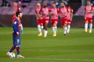 #LaLiga | El Granada pone la Liga patas arriba e impide el liderato del Barcelona