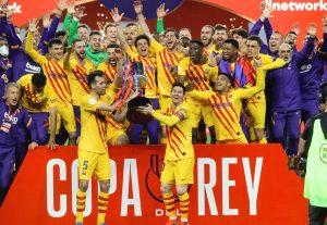 #CopaDelRey | El Barça gana con solvencia y brillantez su título número 31