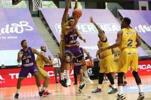 Maracaibo «brilla» al obtener su primer triunfo en la Superliga