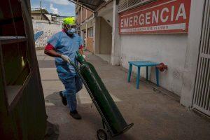 Venezuela añade 1.526 contagios de la COVID-19 y alcanza los 169.074