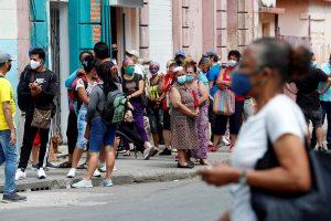 Cuba suma 854 nuevos pacientes de la COVID-19 y ocho fallecidos