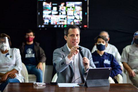 Guaidó llama a generar nuevos «espacios de presión» para sacar a Maduro