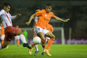#LigaFútve | El torneo 2021 comienza con un empate entre La Guaira y Aragua FC