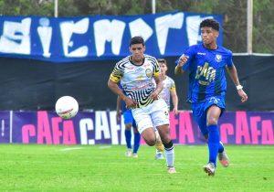 #LigaFútVe | Juveniles «petroleros» debutaron con el primer equipo