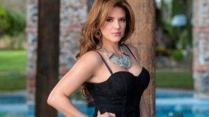 Alicia Machado recuerda cómo armó su look para el Miss Universo 1996
