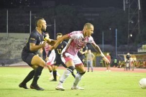 #LigaFútVe | Monagas Sport Club venció a UCV FC 2-0 en la capital del país