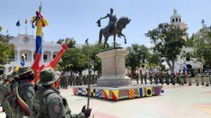 #Zulia | Omar Prieto conmemora 211 años de la Proclamación de Independencia