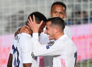 #Champions | Real Madrid encarrila la ida en noche soñada de Vinicius
