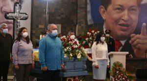 Gobierno Nacional rinde homenaje a Jorge Luis García Carneiro