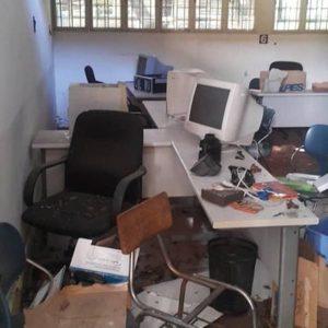 Oficinas de la Escuela de Derecho de la UCV fueron  desvalijadas