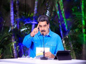 Maduro: «Ahora Guaidó se quiere sentar conmigo a dialogar, será que le dieron la orden del Imperio»