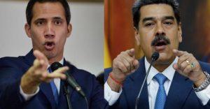 Maduro responde a Guaidó: «Esta propuesta representa una acción desesperada por parte de esa pequeña fracción de la oposición»