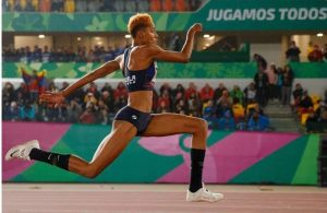Yulimar comenzó a todo tren, deja la mejor marca del año en Salto Triple