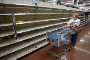 Desabastecimiento de alimentos podría generarse en el país por falta de gasoil