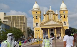 Celebraciones religiosas presenciales quedan suspendidas en Maracaibo