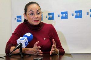 Hermana de Rafael Correa: «Estoy en Caracas, sí. Y vine con mi mamá de 86 años, para que mi hermano pueda abrazarla fuertemente»