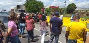 Debido a protestas suspenden asignación de combustible en Portuguesa