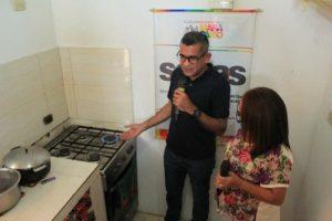 Urbanismo Sueños Dorados de Maracaibo disfrutará del servicio de gas doméstico