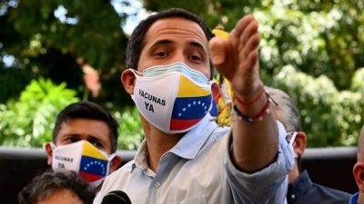 Guaidó pidió respaldar acuerdo de Salvación Nacional