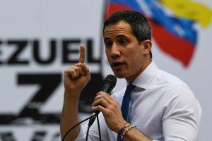 Guaidó propuso un «Acuerdo de Salvación Nacional»