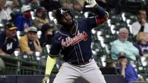 Beisbolista dominicano Marcell Ozuna fue arrestado  por asalto y agresión en Atlanta