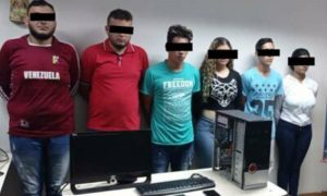 Detienen a seis personas durante desarticulación de una red de pornografía en Mérida