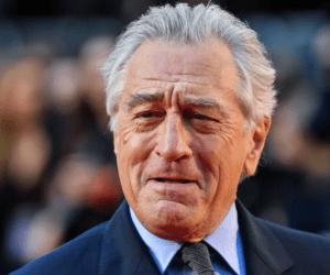 Robert De Niro sufre accidente mientras grababa película en Oklahoma